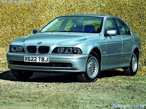 Pay for 1997-2002 BMW 5 Series E39 Workshop Service Repair Manual DOWNLOAD