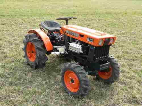 Free Kubota B6000 Tractor Workshop Service Repair Manual