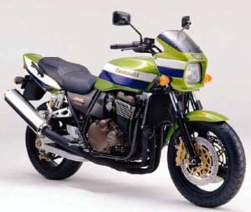 Kawasaki Zrx Workshop Manual