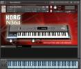 Thumbnail Korg N364 for Kontakt. 118 nki sounds