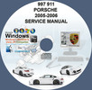 Thumbnail Porsche 911 997 Workshop Service Manual 2005-2006