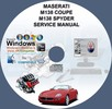 Thumbnail Maserati M138 Coupe and M138 Spyder Service Repair Manual