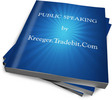 Thumbnail 25 Public Speaking Articles+Bonus (Article Analyzer)
