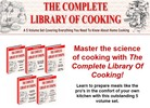 Thumbnail 5 Volume Cooking Library Ebooks + Bonus Software