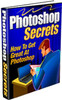 Thumbnail 100 Photoshop Secrets PLR E-Book + Bonus Software