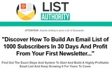 Thumbnail List Authority PLR Biz in a Box + Bonus Software