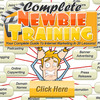 Thumbnail Complete Newbie Training 20 PLR Videos, E-books, PSD Files