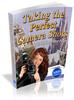 Thumbnail Taking The Perfect Digital Photos PLR E-Book + Bonus