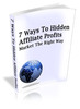 Thumbnail 7 Ways To Affiliate Profits PLR E-Book + Website + Bonus