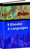 Thumbnail 8 Language Phrase PLR App E-books + Website + Bonus