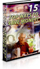 Thumbnail 15 Ways To Save Money PLR E-Book + Website + Bonus