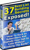 Thumbnail 37 List Building Secrets PLR ebook + Website + Bonus