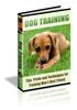 Thumbnail 90 Dog Training Tips PLR E-book + Website + Bonus