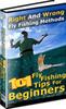 Thumbnail 101 Fly Fishing Tips PLR E-book + Website + Bonus