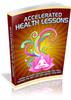 Thumbnail Accelerate Health Lessons PLR E-book + Website + Bonus