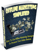 Thumbnail Offline Marketing Simplified PLR E-book + Website + Bonus