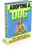 Thumbnail Adopting A Dog PLR E-book + Website + Bonus