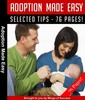 Thumbnail Adoption Made Easy PLR E-book + Bonus Software