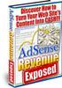 Thumbnail Adsense Revenue Exposed PLR E-book + Website + Bonus