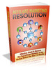 Thumbnail Affiliate Marketing Resolutions PLR E-book + Website + Bonus