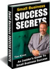 Thumbnail Small Biz Success Secrets MRR E-Book + Website + Bonus