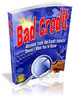Thumbnail Bad Credit MRR E-Book + Website + Bonus