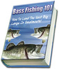 Thumbnail Bass Fishing 101 MRR E-Book + Website + Bonus
