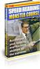 Thumbnail Speed Reading MRR E-Book + Website + Bonus