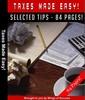 Thumbnail Taxes Made Easy MRR E-Book + Bonus