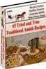Thumbnail Amish Recipes MRR E-Book + Website + Bonus