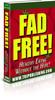 Thumbnail Fad Free MRR E-Book + Website + Bonus