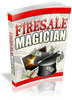 Thumbnail Firesale Magician MRR E-Book + Website + Bonus