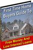 Thumbnail 1st Time Home Buyers Guide MRR E-Book + Website + Bonus