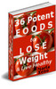 Thumbnail Foods To Lose Weight MRR E-Book + Website + Bonus