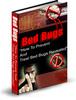 Thumbnail Bed Bugs MRR E-Book + Website + Bonus