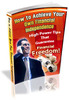 Thumbnail Financial Independence MRR E-Book + Website + Bonus
