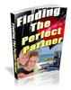 Thumbnail Finding The Perfect Partner MRR E-Book + Website + Bonus
