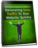Thumbnail Generating Daily Traffic MRR E-Book + Website + Bonus
