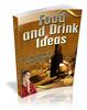 Thumbnail Good Food and Drink Ideas MRR E-Book + Website + Bonus