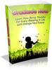 Thumbnail Gratitude Now MRR E-Book + Website + Bonus