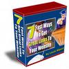 Thumbnail Great Links To Your Website MRR E-Book App + Website + Bonus