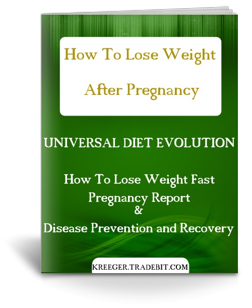 Pay for How To Lose Weight After Pregnancy Report + Bonus (InstantSq