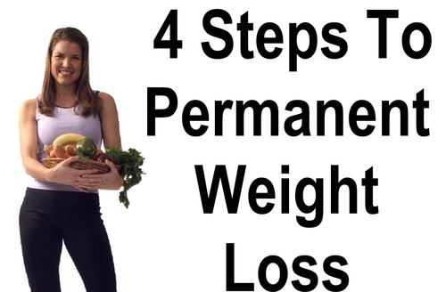 Pay for 4 Steps to Permanent Weight Loss PLR EBook + Bonus