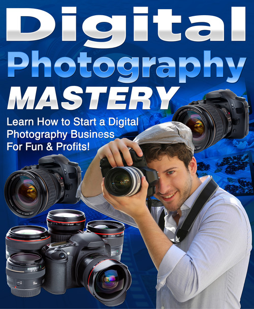 Pay for 5 Pack PLR Photography Biz in a Box with minisites + Bonus