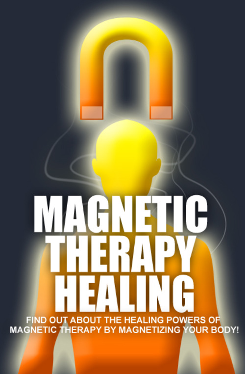 Pay for Magnetic Therapy Healing MRR E-Book + Website + Bonus