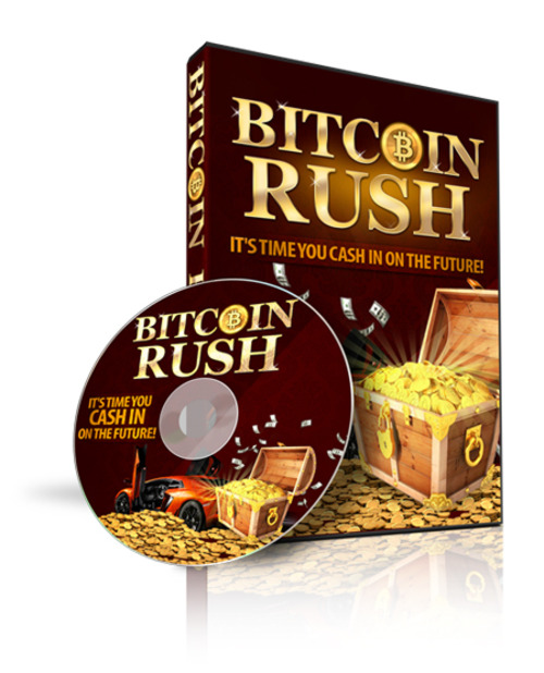 Pay for BitCoin Rush 12  MRR Videos and Website + Bonus Software