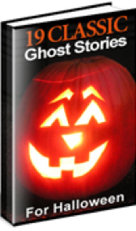 Pay for 19 Halloween Ghost Stories PLR E-book + Website + Bonus