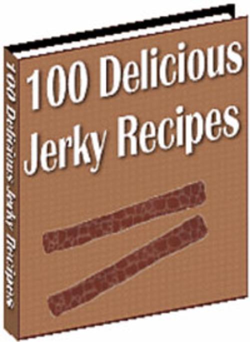 Pay for 100 Jerky Recipes PLR E-book + Website + Bonus