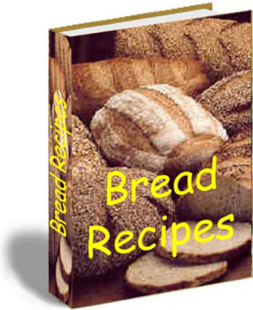 Pay for 500 Bread Recipes PLR E-book + Website + Bonus Software