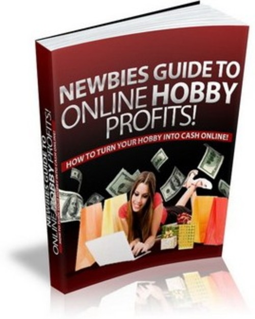 Pay for Online Hobby Profits PLR E-book + Website + Bonus Software